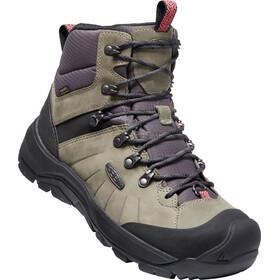 Keen Revel IV Mid Polar Shoes Men steel grey/magnet